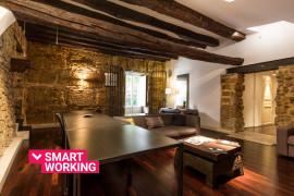 Appartamento storico e di design a Palazzo Merlo
