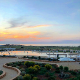Blue Sea, Villa Grecale with pool