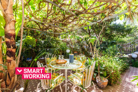 Casa Sole Luna with garden
