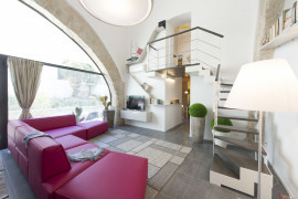 Luxury Gattopardo Loft by LAGO Design