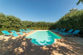 Masseria Pugliese with pool - Stone Apartment