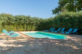 Masseria Pugliese with pool - Sea Apartment