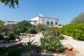 Masseria Pugliese with pool - Sand Apartment