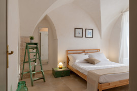 Masseria Pugliese with pool - Scirocco Apartment