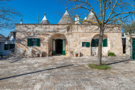Stile e relax nei trulli by Wonderful Italy