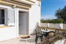 Casa Mimosa C a Villa Safi con piscina