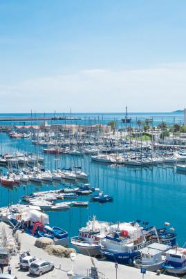 Vista mare sulla Cala by Wonderful Italy