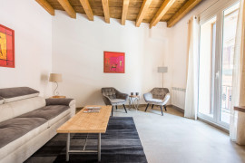 Santa Cecilia Luxury Apartment 2A by Wonderful Italy