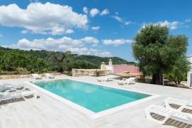 Villa Incanto con terrazza e piscina panoramica