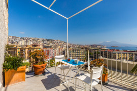 Vesuvio Apartment with Sea view