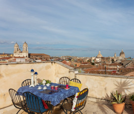 Fenice Apartment with Terrace by Wonderful Italy