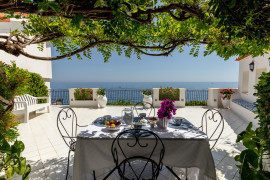 Villa sul mare di San Nicola by Wonderful Italy