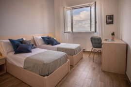 Seaview Rooms in the city center - Double Room