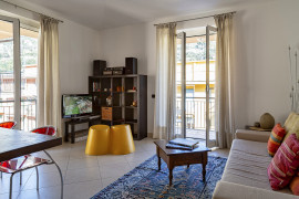 Rainbow Apartment in Santa Margherita