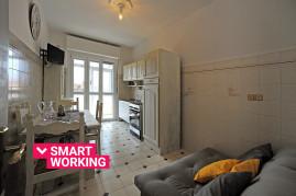 Appartamento con vista in zona Lingotto
