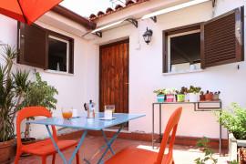 Appartamento con terrazzo a Piazza Dante