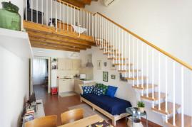 Salomone Apartment 8 con balcone