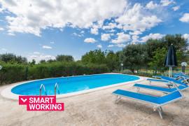 Villa La Rondine con piscina