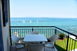 Residenza Miralago with pool - One-bedroom apartment with lake view