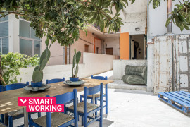 Appartamento con cortile a Pozzillo