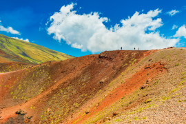 Hiking experience on Mount Etna