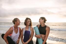 8 Wonderful summer days di Yoga e Gusto a Genova