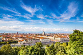 Wonderful family getaway: 2 nights in Turin with a magical a experience