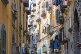Discovering Naples: guided city tour