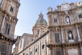 Walking tour del centro storico di Palermo