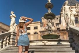 Palermo old town walking tour