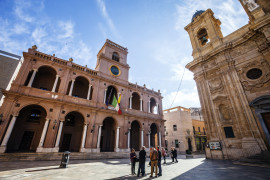 Tour of Marsala and wine tasting in historic winery