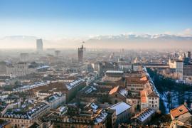 Tour del centro, museo del cinema e ascensore panoramico di Torino