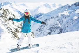 Sestriere adventure: freeride sci o snowboard con guida alpina