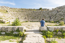 Visit of Segesta with transfer from Trapani