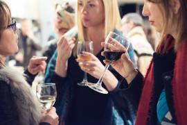 Wine tasting in wine bar in Ostuni