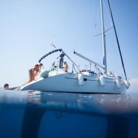 Sailing Salento: Otranto, Sant'Andrea Island and Porto Selvaggio