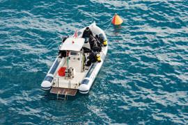 Portofino scuba diving for experts