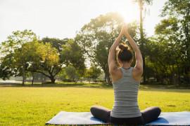 Yoga&Sunset Genova Nervi Parks