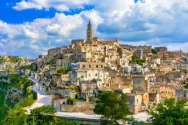Matera tour with local delights tasting