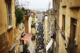 Spanish Quarters and Pignasecca street market tour
