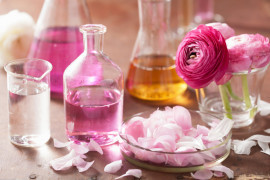 Perfume creation in a creative boutique in Genoa