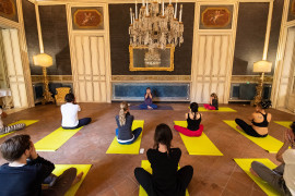 4 Wonderful winter days of Yoga and Flavor in Palermo