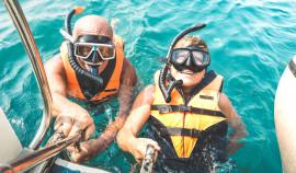 Giornata di Snorkeling a Portofino con istruttore privato