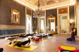 4 Wonderful breezy days of Yoga and Flavor in Palermo