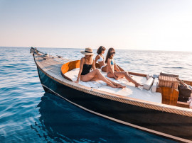 Mezza giornata in barca da Rapallo a San Fruttuoso