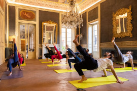 8 Wonderful winter days of Yoga and Flavor in Palermo
