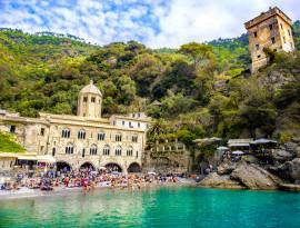 Camogli and San Fruttuoso tour