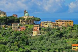 Portofino Park and tour of the best focaccia in Genova Levante