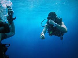 Immersioni subacquee per principianti nel Plemmirio