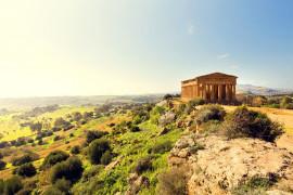 Tour guidato della Valle dei Templi di Agrigento